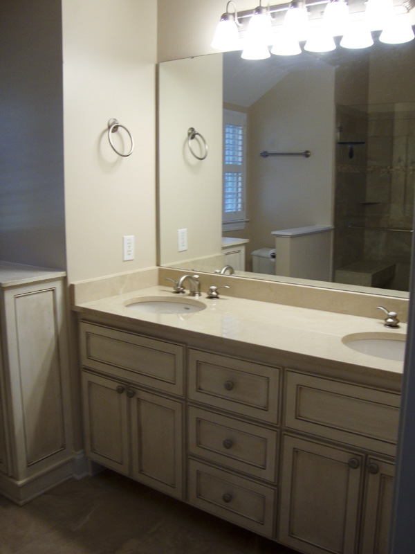 Charleston master bathroom remodeling and renovation for Bathroom remodeling charleston sc