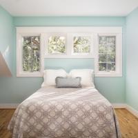 New master bedroom after renovation