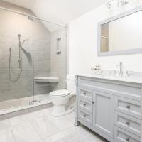 Spa bathroom on Kiawah Island