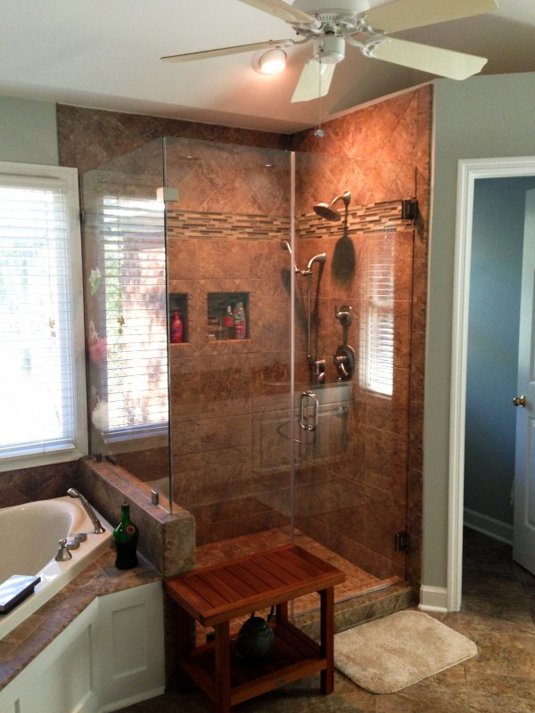 Parker Bathroom Commonwealth Contracting LLC - Bathroom remodeling summerville sc