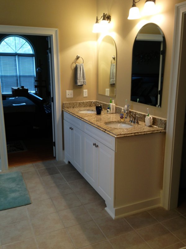 Stormer Bathroom Remodeling Project - Time to renovate bathroom